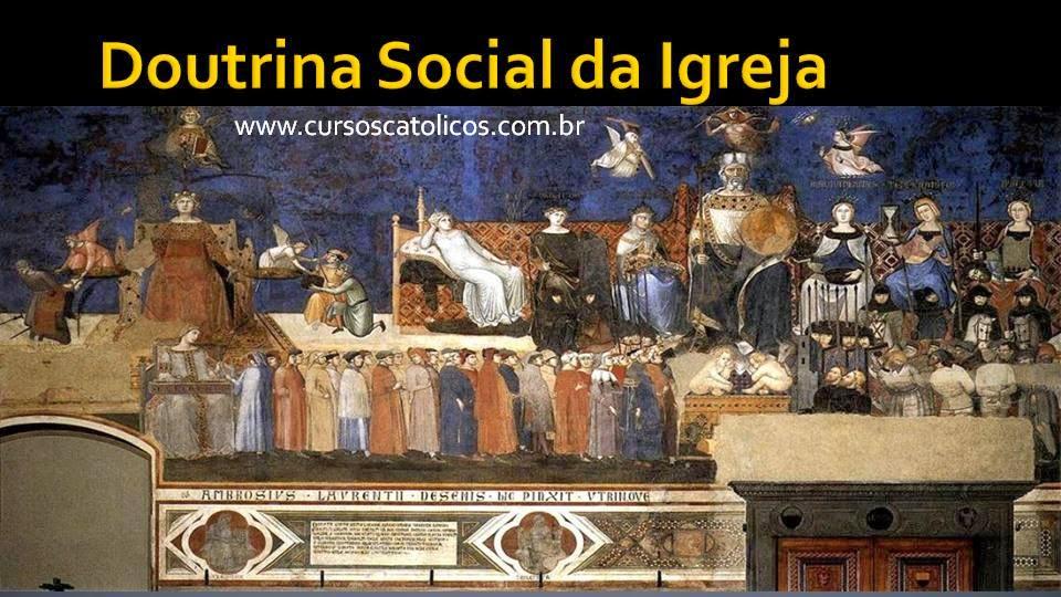 SOCIAL DOUTRINA DA IGREJA BAIXAR COMPENDIO